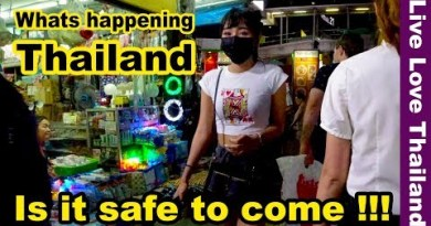Whats going on in Thailand – Is it worthwhile to map !!! #livelovethailand