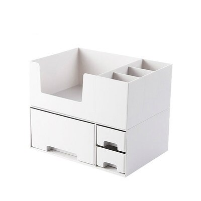 Cosmetic Receiving Box Drawer Desktop Dressing Table Cosmetic Box Simple Jewelry Face Mask Lipstick Receiving Shelf