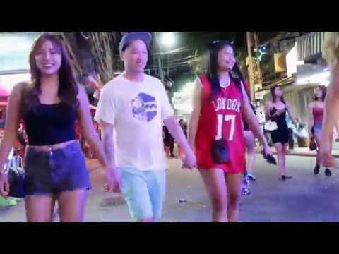 Pattaya Strolling Road