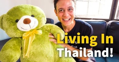 Living in Thailand – MY BANGKOK HOUSE TOUR | $601.69 Per Month in BKK + Cost of Living!