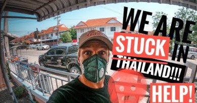 THE CORONA VIRUS GOT WORST IN THAILAND!!