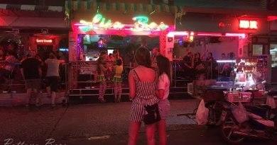Pattaya Soi 6 Low Season
