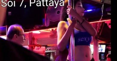 Soi 7 Pattaya Thailand Yarn Night Out