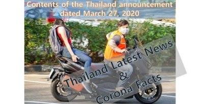 Corona Virus Effects on Pattaya soi buakhao / Pattaya Strolling Aspect toll road, Thailand [27.March. 2020]