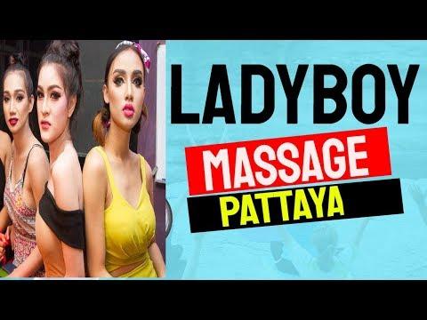 $6 THAI FOOT MASSAGE IN PATTAYA THAILAND BY BEATIFUL LADYBOY PART 2