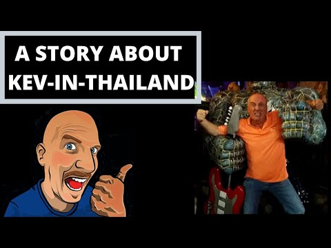A Narrative About Kev-In-Thailand V502