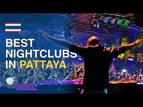 High 10 Nightclubs in Pattaya (Handiest Celebration Membership)