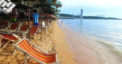 Pattaya Sea ride Dual carriageway 2016/JULY