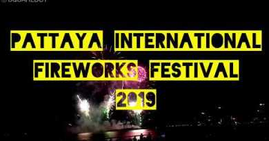 Pattaya World Fireworks Festival 2019   Mind Blowing   Discover about it sooner than you Omit it !!!