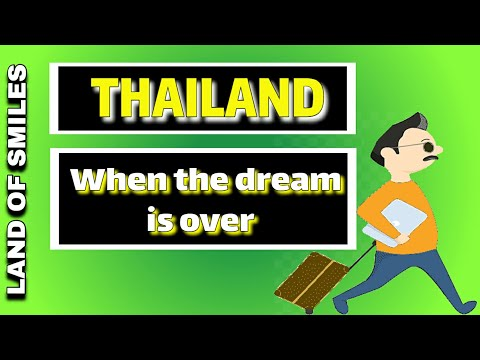 Thailand When The Dream is Over (2020)