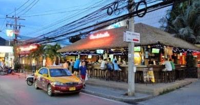 Bondi Lamai Dwell Circulate From Lamai, Koh Samui, Thailand | Dwell HD Webcam | SamuiWebcam