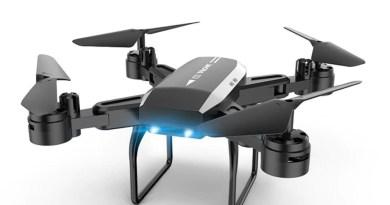 1 комплект складной Дрон 4K широкоугольный аэрофотосъемка Wifi без камеры фиксированная высота версия Rc Дрон Hd