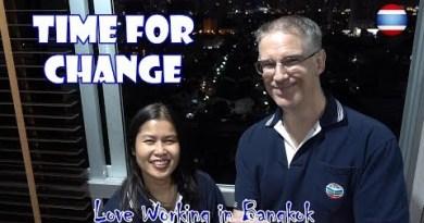 Residing and Working in Bangkok April 2020
