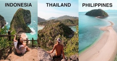Philippines, Indonesia, Thailand – WHICH ONE'S FOR YOU?! (Vlog #136)