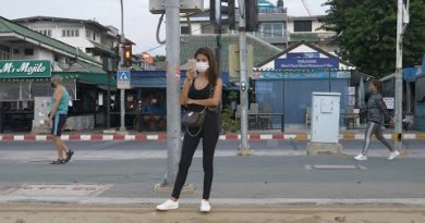Scenes in Pattaya 2020 April and Could
