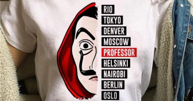 The House of Paper t shirt Money Heist women La Casa De Papel tshirt funny top tee fashion new clothes t-shirt female summer