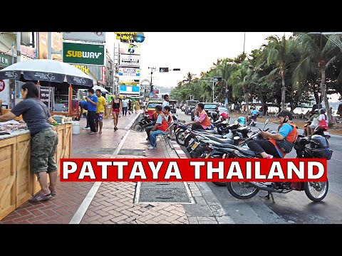 PATTAYA Seaside Facet toll road | Sunset Scamper – PATTAYA THAILAND