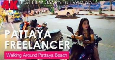 Walking avenue Pattaya Beach Avenue Finding Freelancers Fat Version – Usual Movies 11