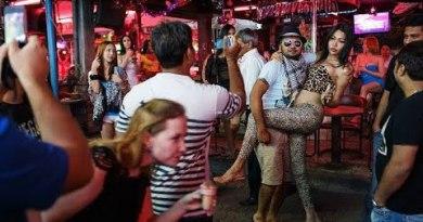 #BANGKOK #EVENING #SCENES Pattaya Walking Avenue | Thailand Nightlife | Nightclub | Chutney Mary