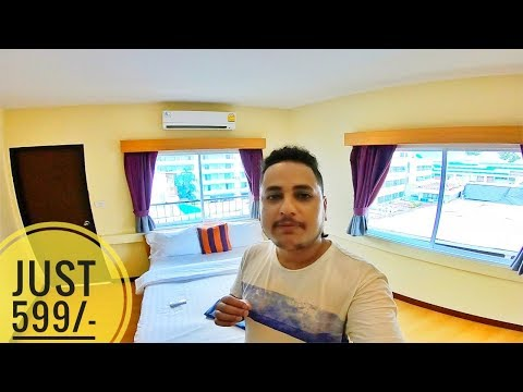 Budget customer first-payment Resort in Pattaya | Thailand Vlog by Indian