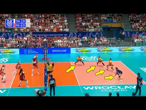 Here is Why We Like Volleyball Crew Thailand | Gorgeous Actions (HD)