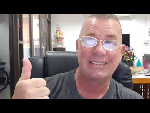 Thailand Update Livestream With Chuck and Paige