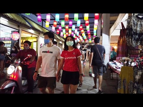 Pattaya Evening Market open all every other time