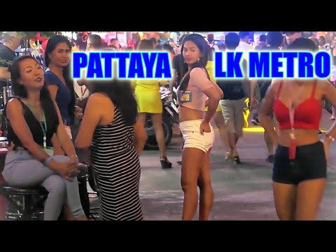 Pattaya Thailand – Can LK Metro win help to this?