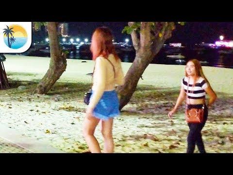 Seaside Boulevard Freelancers (4K) Pattaya Nightlife