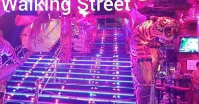 Strolling Avenue| Pattaya| Thailand