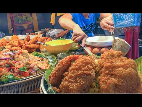 Bangkok Avenue Meals. Most tremendous Meals Stalls spherical MBK Heart, Thailand
