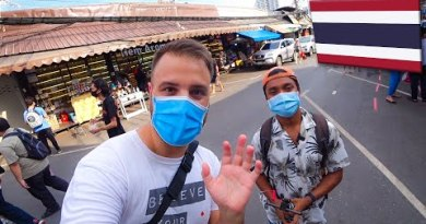 Will tourists return to Thailand? – Stop of Lockdown in Bangkok Chatuchak Market