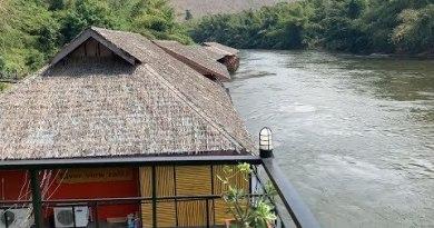 Kanchanaburi Resort, Thailand