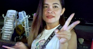 Pattaya Shoreline Street Night time Scenes   Thailand Vlog 18