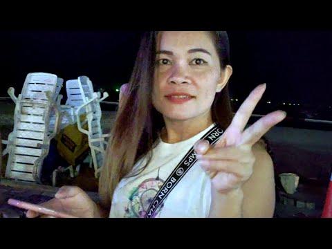 Pattaya Shoreline Street Night time Scenes | Thailand Vlog 18