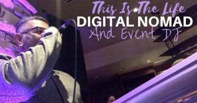 Life Of A Digital Nomad And DJ // Metropolis Van Dweller