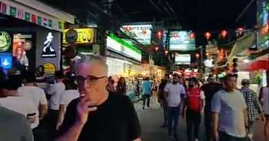 PATTAYA WALKING STREET BEFORE & AFTER LOCK DOWN HEARTBREAKING FOOTAGE