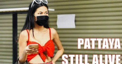 Pattaya Scenes on Seashore Boulevard and Soi 6 Thailand, Might perchance perchance additionally neutral, 2020