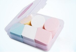 Cosmetic Sponge Puff Puffs Cosmetic Puffing Beauty Makeup Blending Foundation Powder Smooth Beauty Make Up Tool Sale