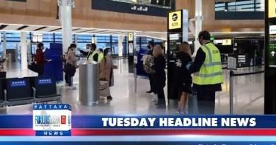 HEADLINE NEWS from Thailand & Pattaya   2nd June 2020