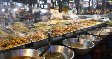 Thepprasit Evening Market l PATTAYA, THAILAND