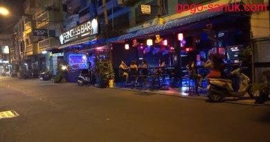 Stroll By Soi Buakhao at Slow night – Pattaya, February 2020