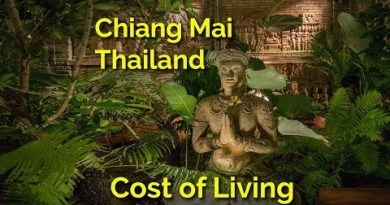 Chang Mai, Thailand – Cost of Residing