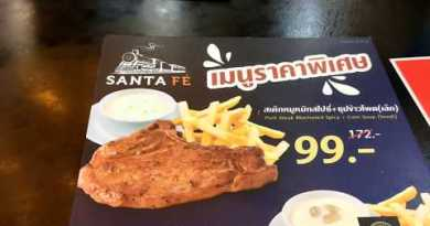 eat for low-ticket at Santa Fe in Pattaya throughout COVID