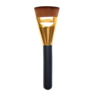 Cosmetic Flat Contour Brush 1pcs Professional  Big Face Blend Makeup Brush Hot Worldwide Make Up Brush Cosmetic Beauty Tools