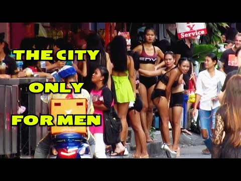 The City Easiest for Males – Seaside Boulevard / Soi 6 / Buakhao – Pattaya Thailand