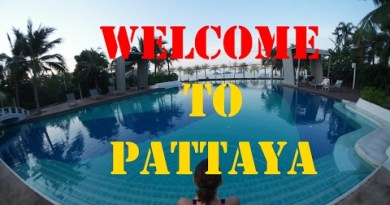 #04 Welcome to Pattaya (360 video)