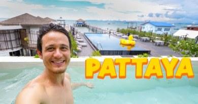 AMAZING POOL ROOM Resort in Pattaya!! 🇹🇭 Thailand Tourism Re-Opening!