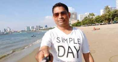 Pattaya Seaside in the Daytime | Pattaya Sightseeing Tour | Chonburi, Thailand