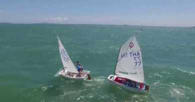 The 2017 Optimist World Championship, Thailand – Take a look at Tournament